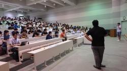 八戸学院大学での授業協力のご報告(2018年7月)